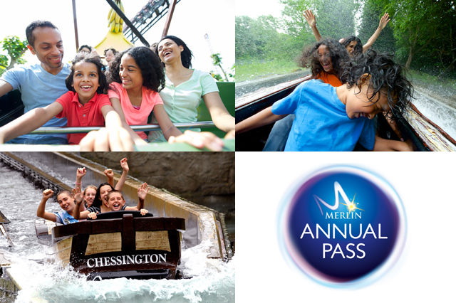 Win a family Merlin Annual Pass