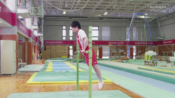 体操金メダリスト・内村航平の「正しい逆上がり」解説動画が分かりやすいと話題に