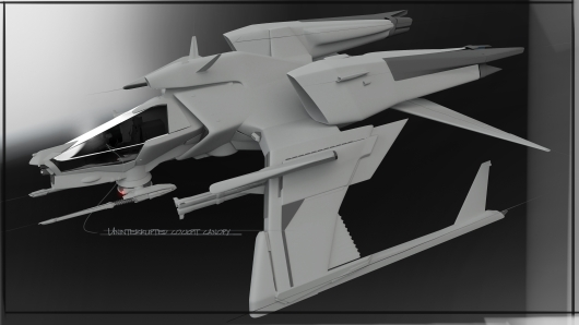 Not included: the part where it costs half a million to get the new ship added.