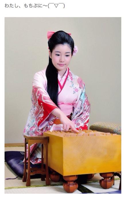 美少女すぎる女子高生女流棋士・竹俣紅が再び話題に 「ハロプロ系」「順調に育っている」