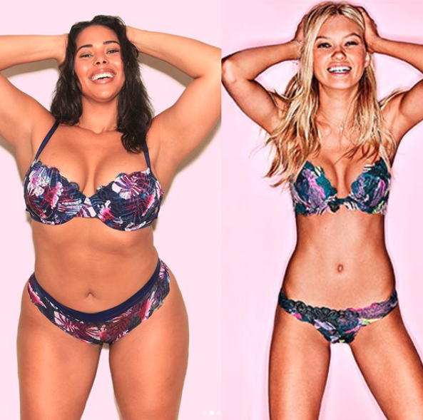 Tabria Majors Proves Plus-Size Models Look Good In ...