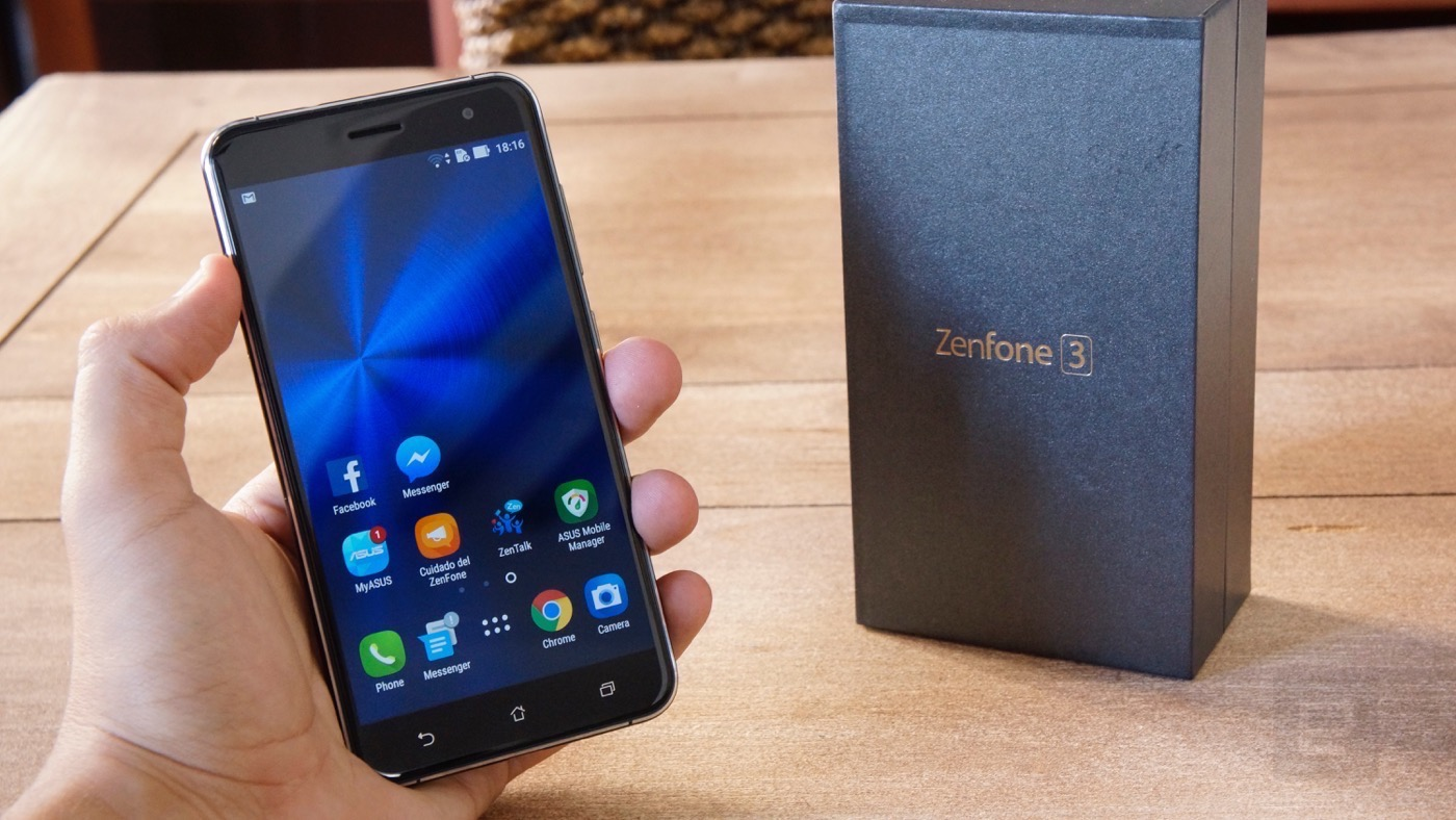 ASUS ZenFone 3: la gama media al mejor precio