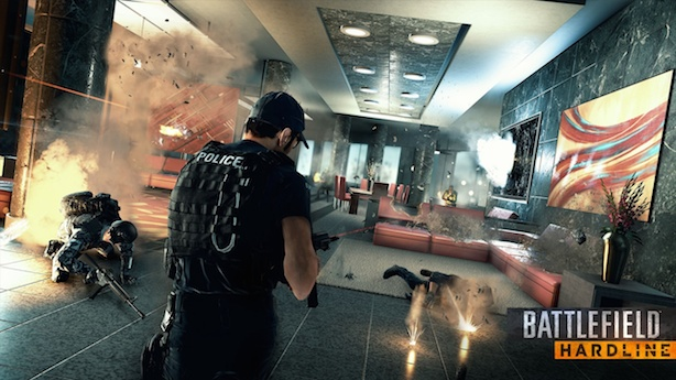 Battlefield Hardline's story makes good cops bad cops