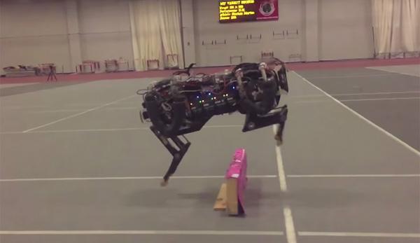 トランスフォーマーかよ!MITが開発したチーター型ロボットがメガ進化してSFすぎる【動画】