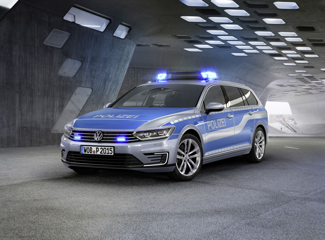 VW Passat, VW Passat GTE, VW Passat GTE1, VW Passat Einsatzwagen, Polizei, Polizei auto, Einsatzwagen, VW Passat GTE Polizei-Einsatzfahrzeug, Polizei-Einsatzfahrzeug