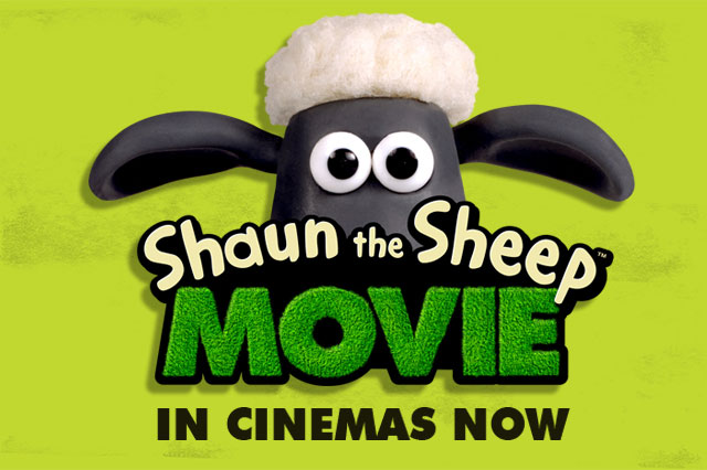 Win a National Trust family entry pass to celebrate the release of  Shaun the Sheep The Movie!