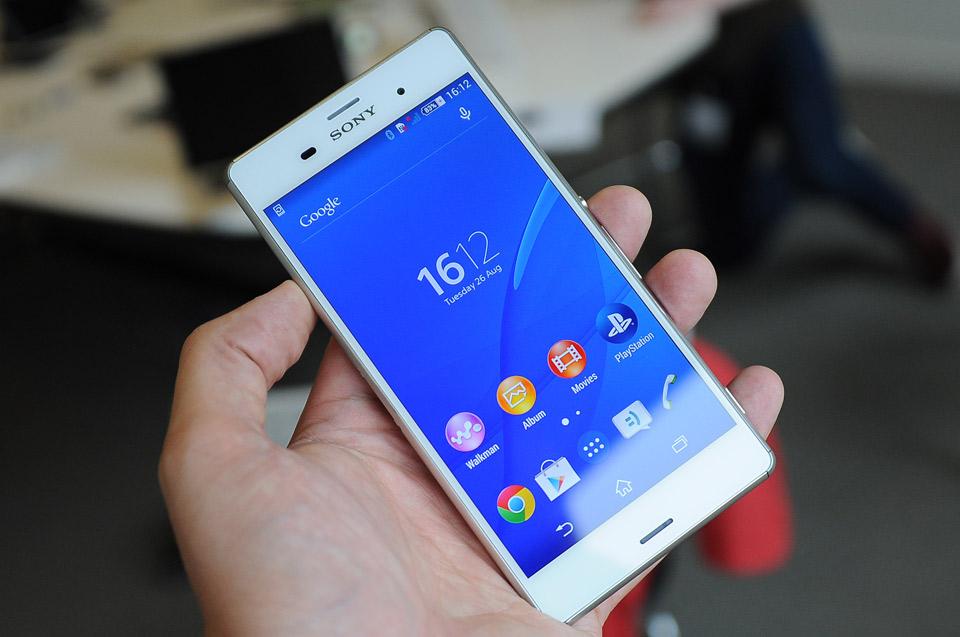 Sony z2 deals ee