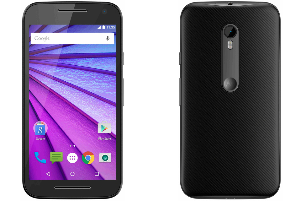 Motorola's 2015 Moto G