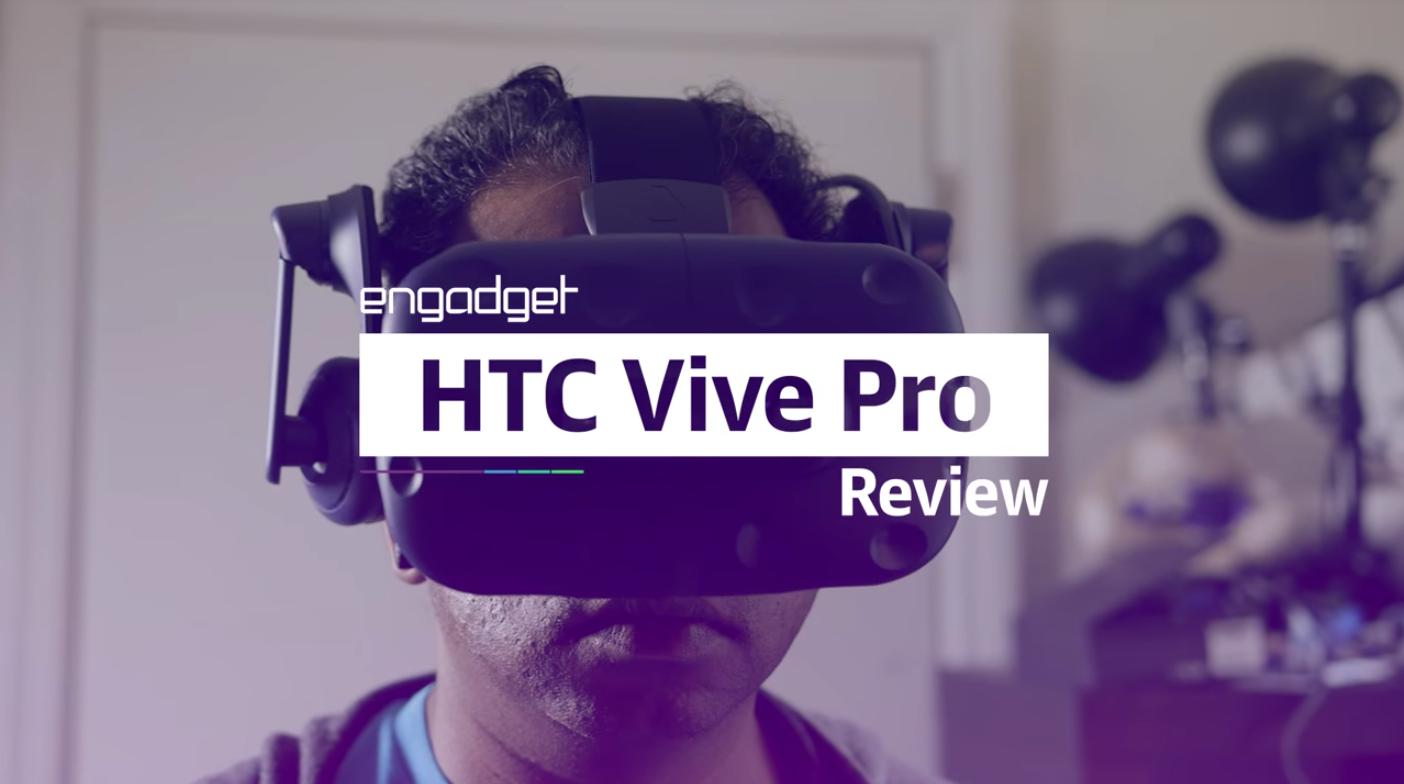 Video-Review: HTC Vive Pro