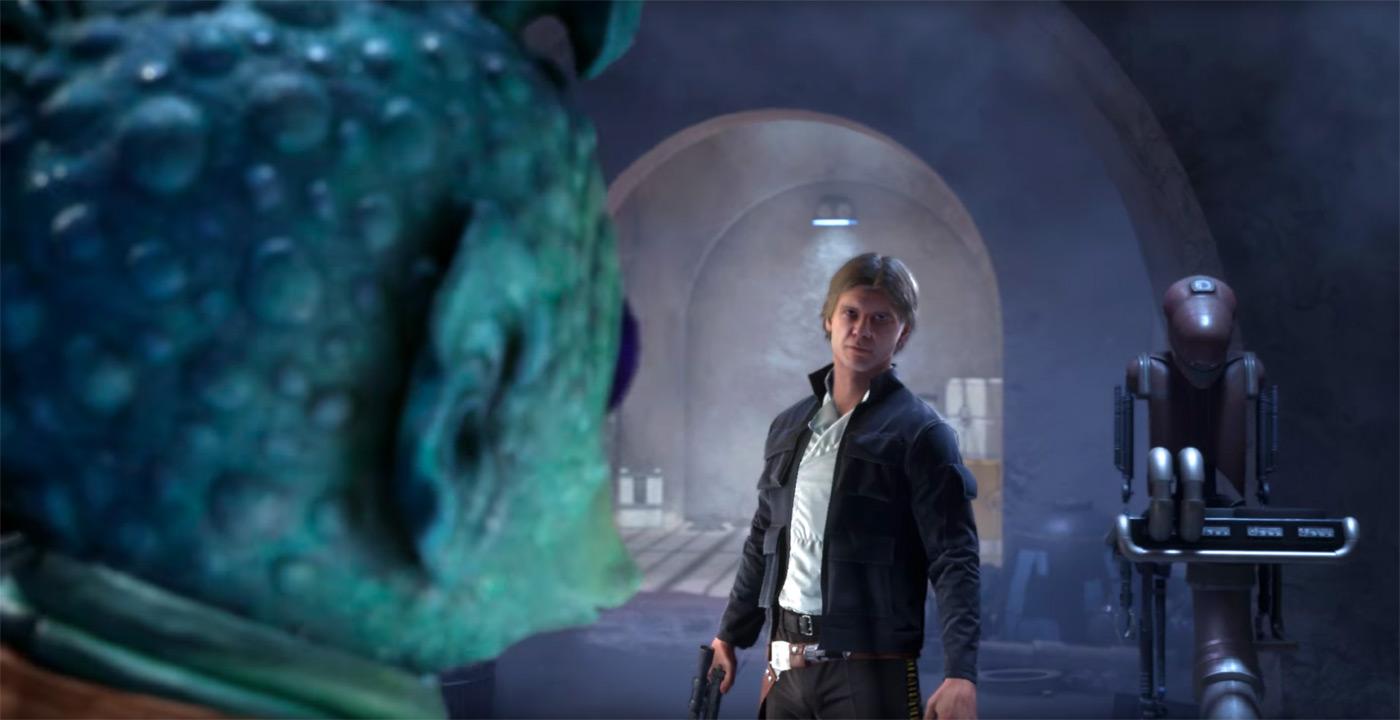 Así luce el Palacio de Jabba el Hutt en 'Outer Rim'