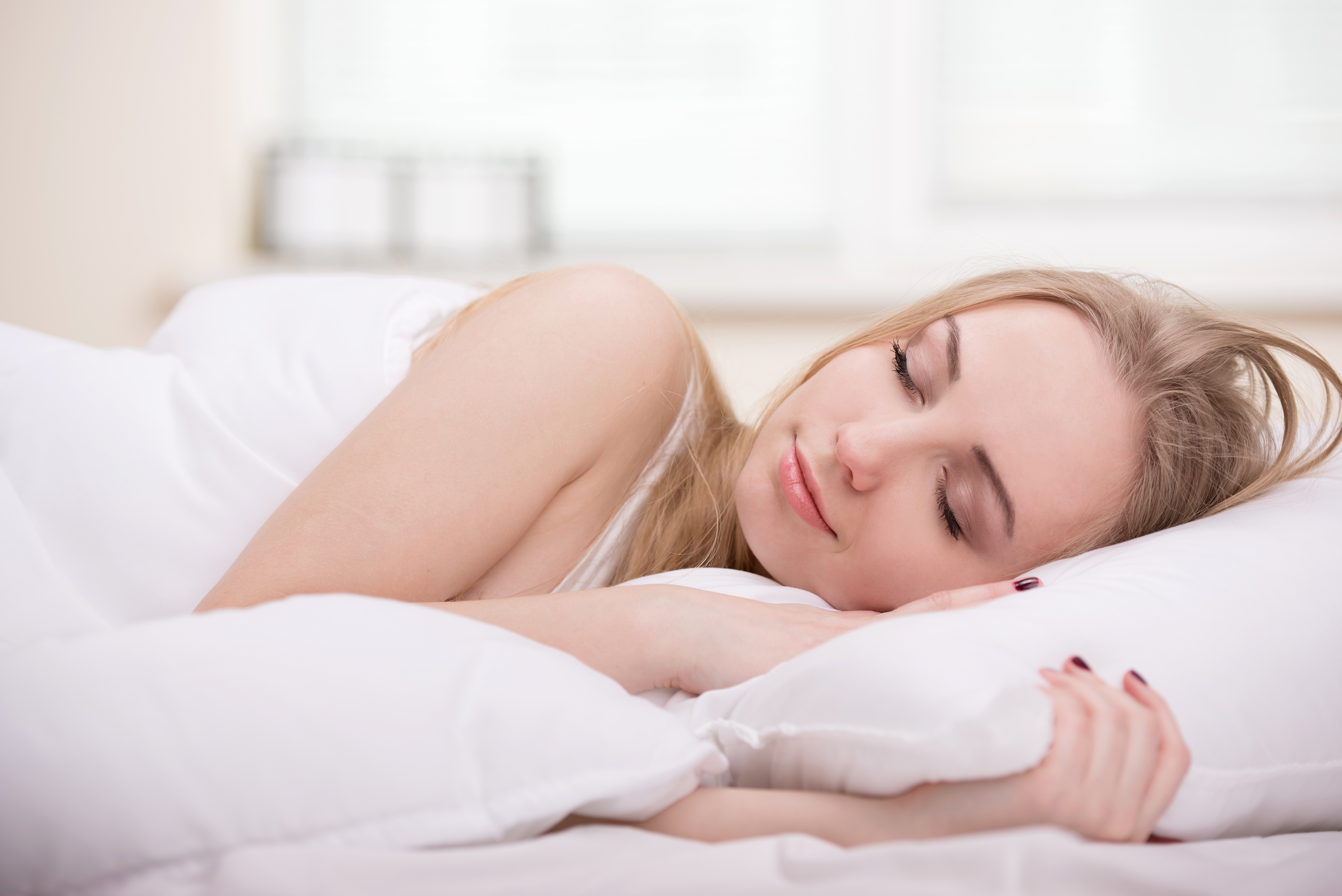 The 4 skin issues that can be solved by a good night's sleep