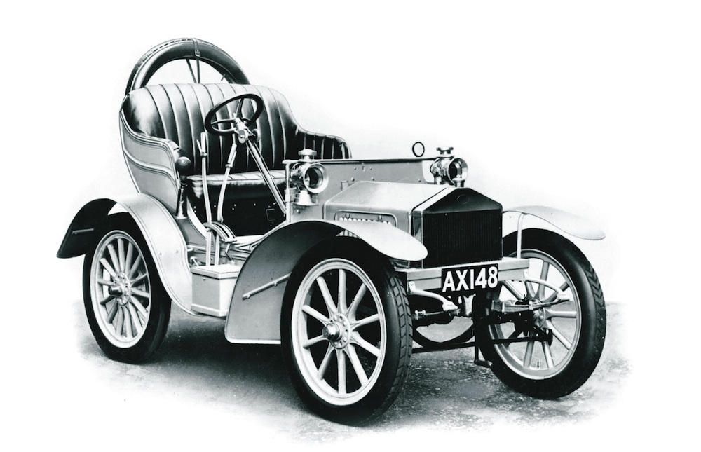 ROLLS-ROYCE 10HP, TWO CYLINDER CAR