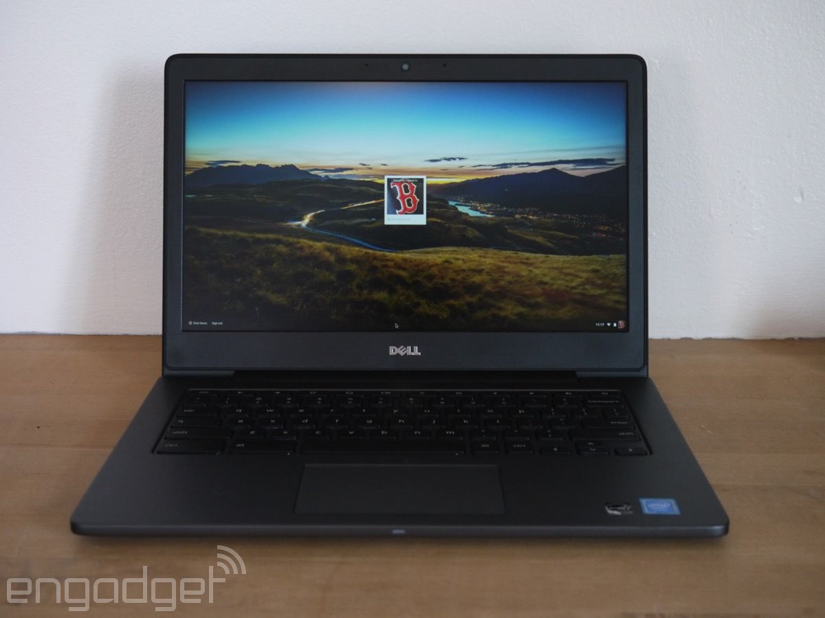 Dell Chromebook 13 review: Chrome OS without compromise