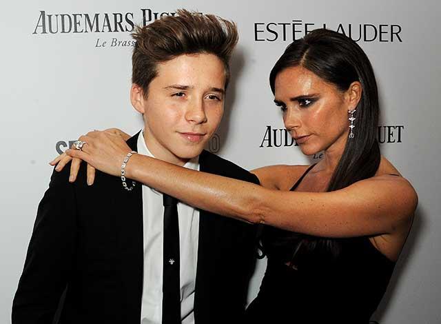 Beckham dating