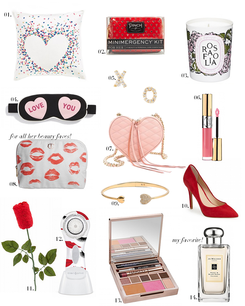 Fancy Thing's Valentine's Day Gift Guide