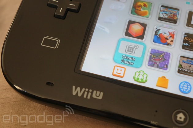 Wii U now has folders to help organize your massive game collection