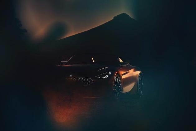 BMW、間もなく発表するオープン・スポーツカーを改めて予告! トヨタとの共同開発による次期型「Z4」か!?