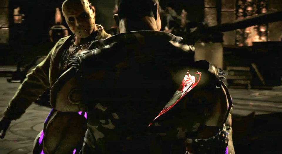 Jason Voorhees in 'Mortal Kombat X'