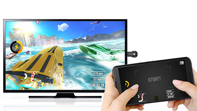 Google wants more Chromecast multiplayer games and autoplaying apps