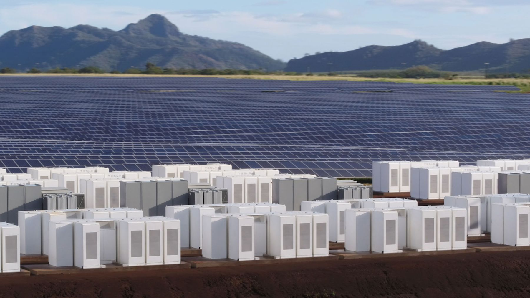 Tesla se convierte en el proveedor de electricidad más barato de Hawái