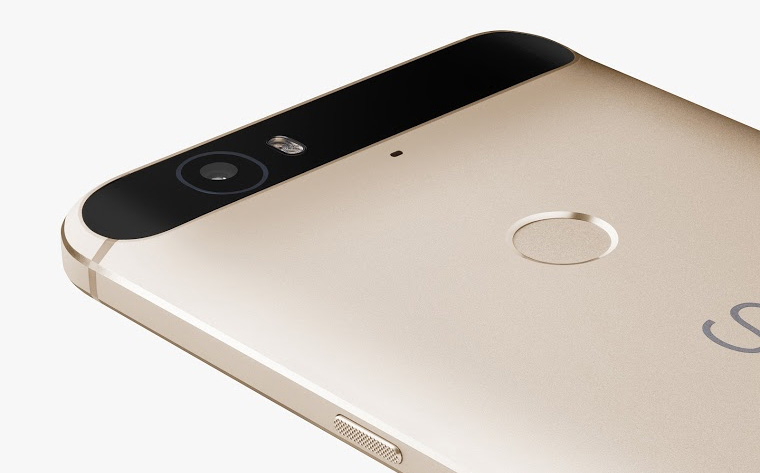 Huawei just brought the gold Nexus 6P to the US