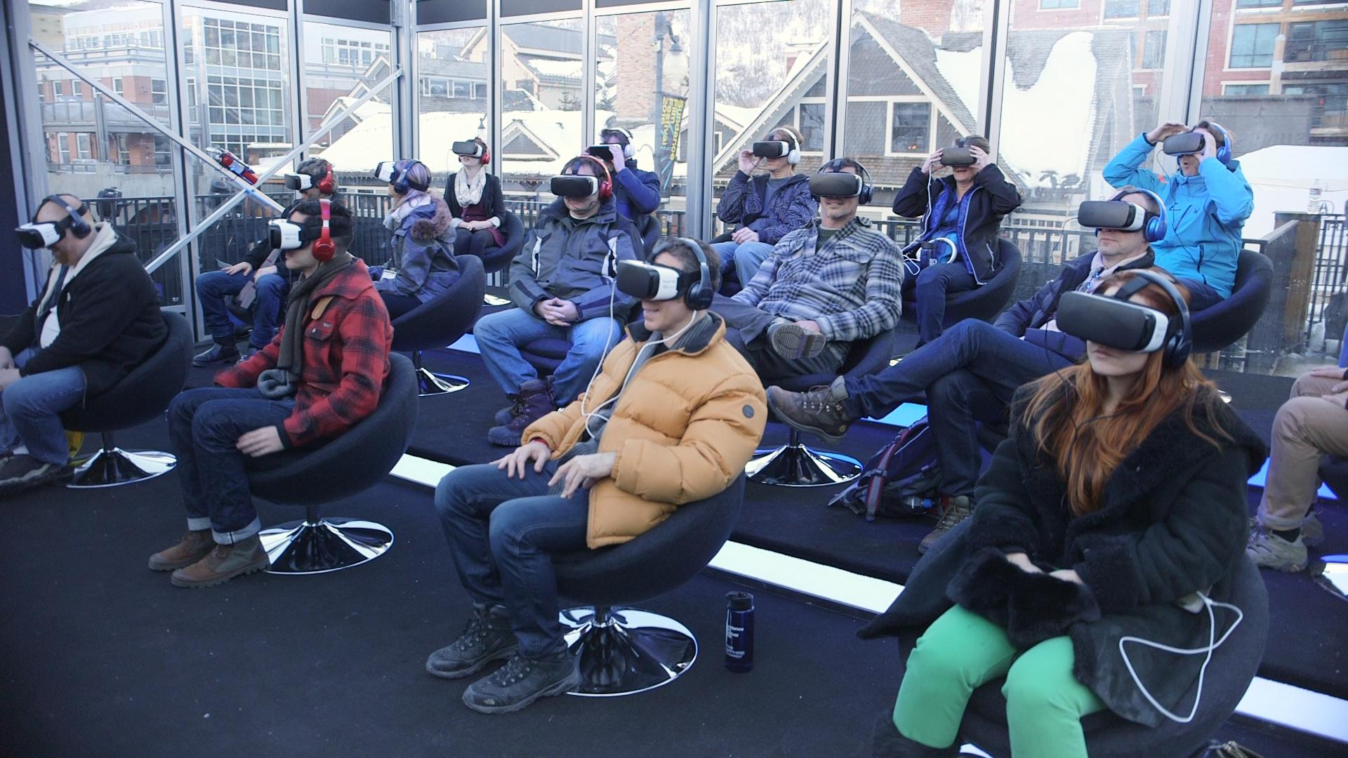 Funny or Die makes a fart joke in VR