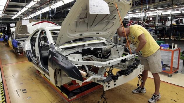 GM、セダンの販売不振を受けて2つの工場で合計2,084人を一時解雇