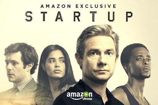 Startup: Neue Tech-Thriller-Serie bei Amazon Prime