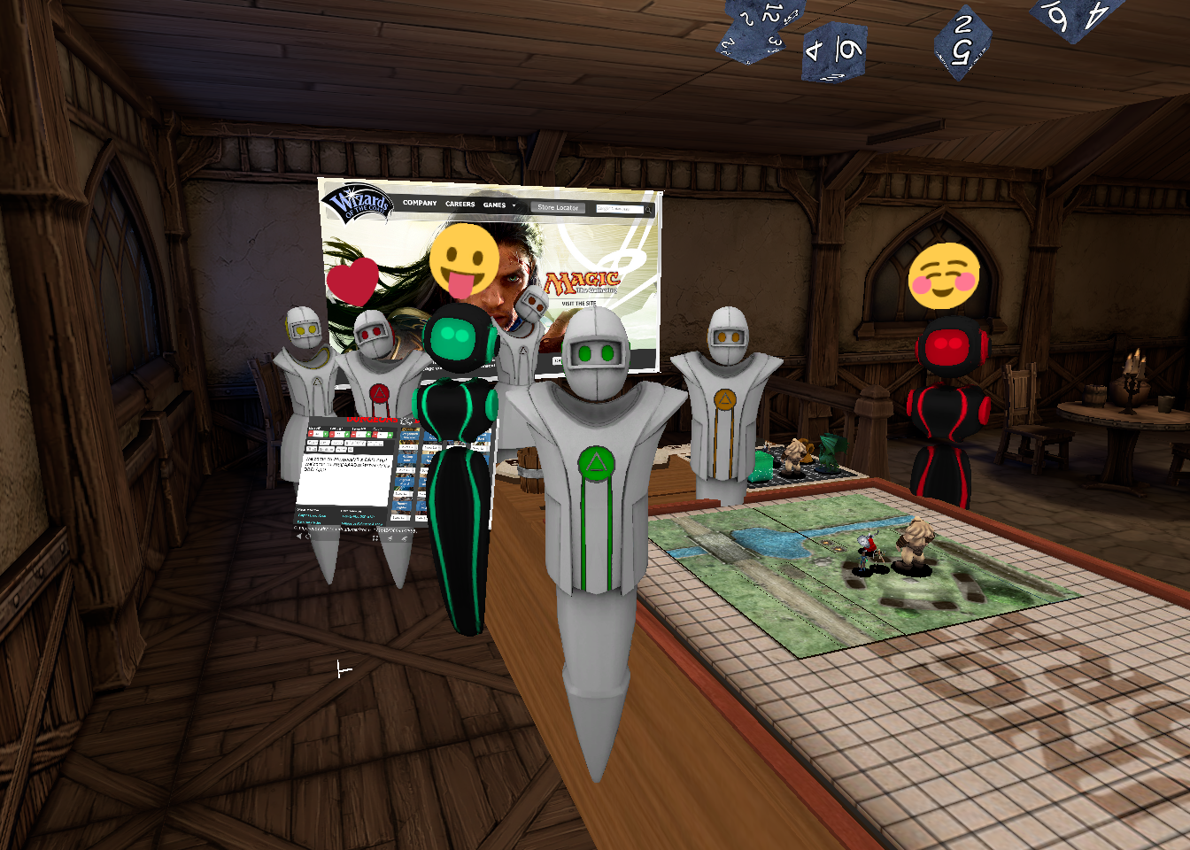 Getting out of the garage and into VR with 'Dungeons and Dragons'
