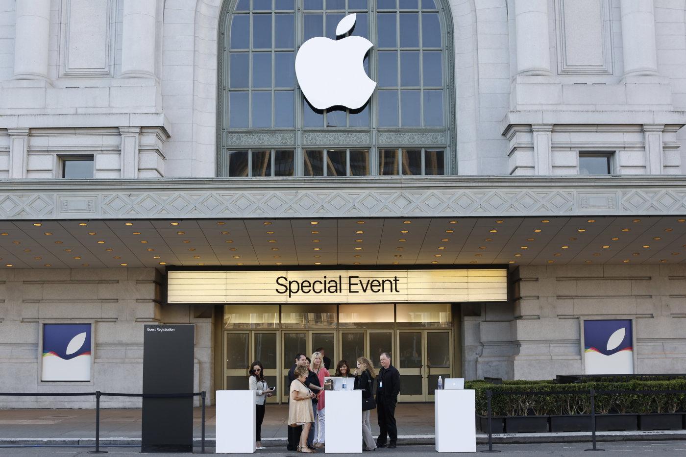 El evento de Apple se habría cambiado para el 21 de marzo