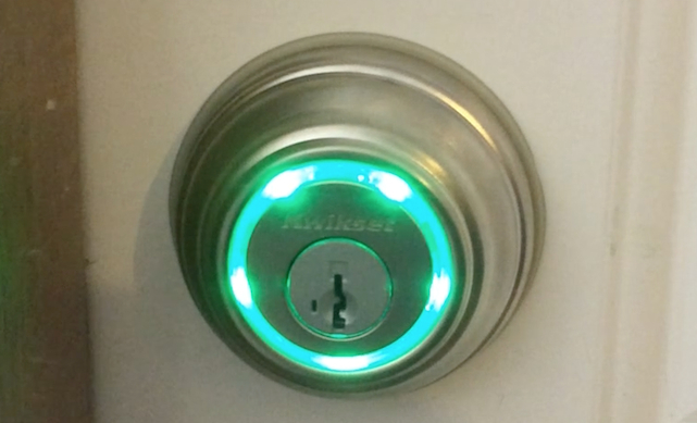Kwikset Kevo Bluetooth Electronic Deadbolt Lock