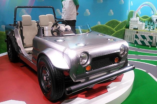子供ゴコロを鷲づかみ!? トヨタ「Camatte」ニュータイプ、東京おもちゃショー2015で登場!