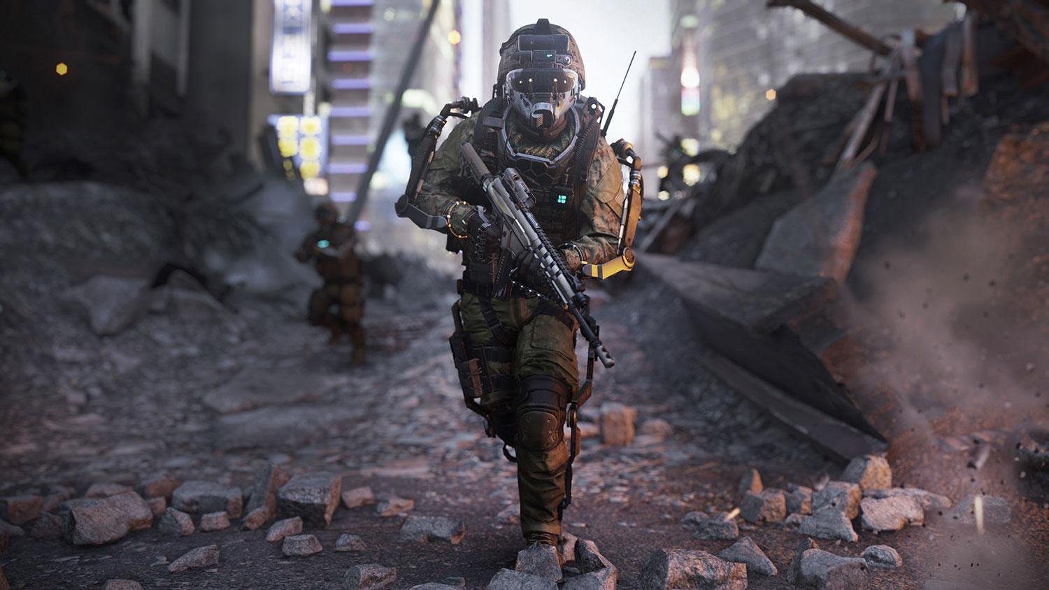 How COD: Advanced Warfare is ushering in a new COD era