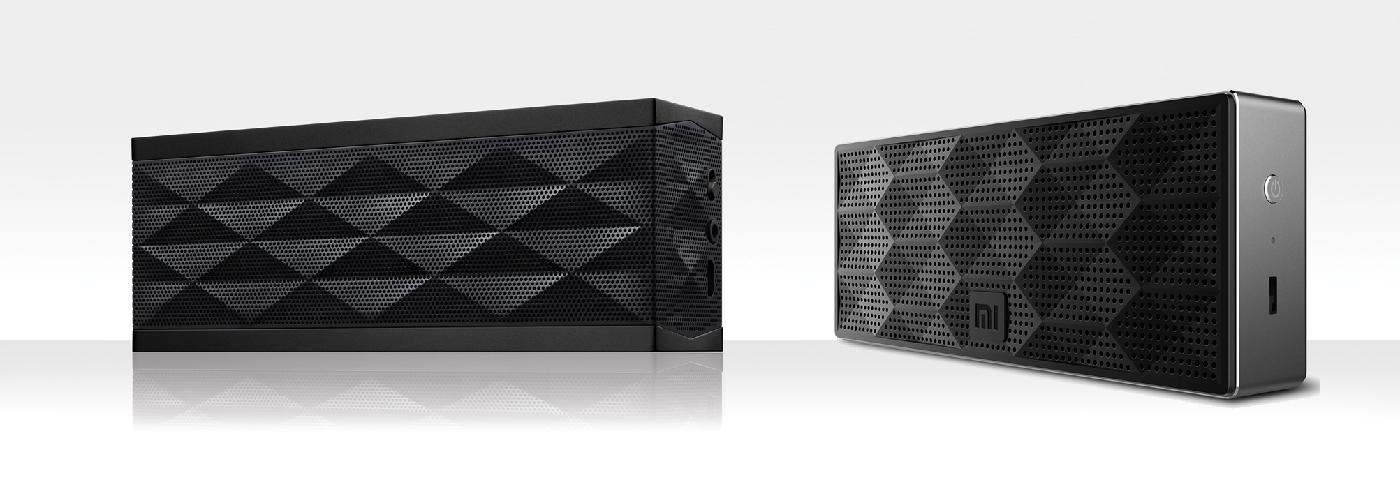jambox negro+copia El director creativo de Jawbone acusa a Xiaomi de copiar sus diseños