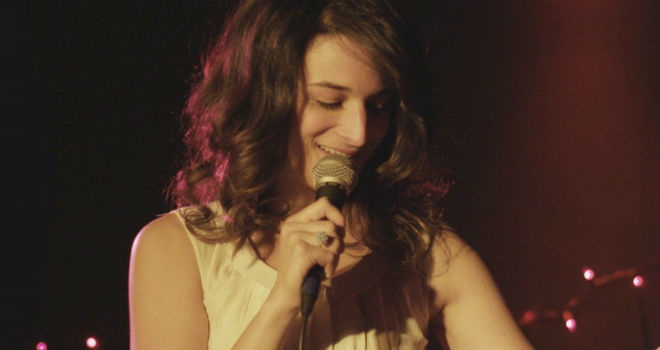 obvious child poster debut Obvious Child Poster Debut: Jenny Slate, Front and Center (EXCLUSIVE)