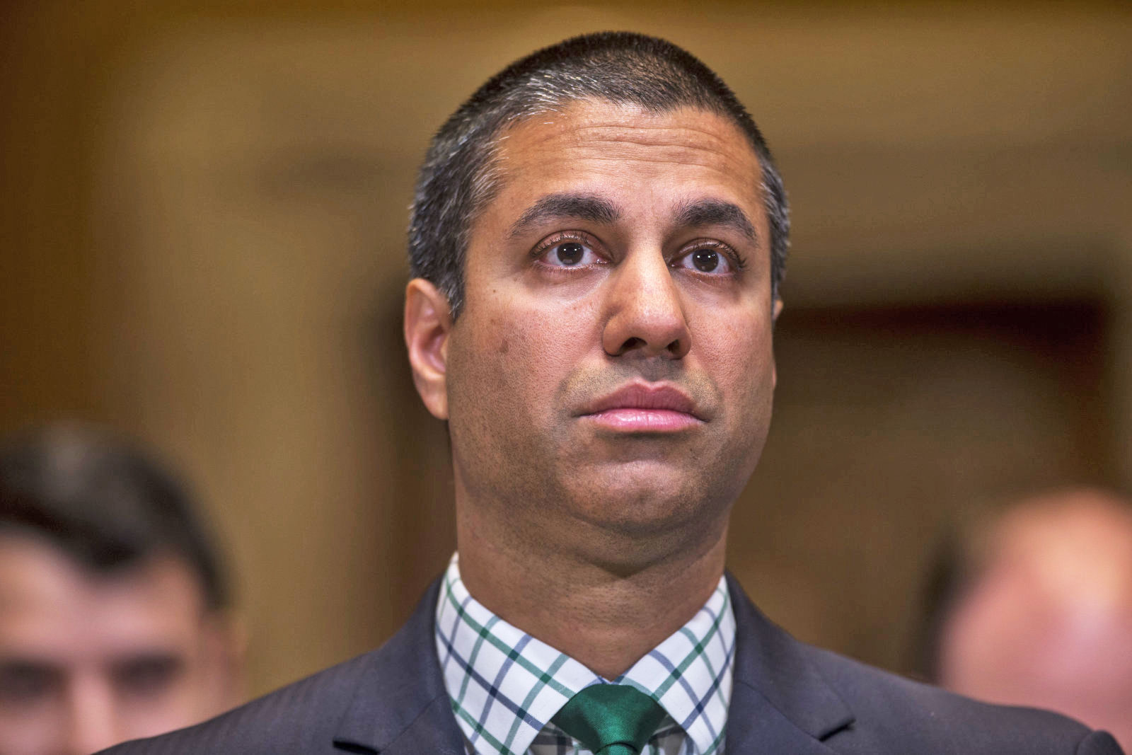 Lawmakers ask Ajit Pai about false DDoS claims
