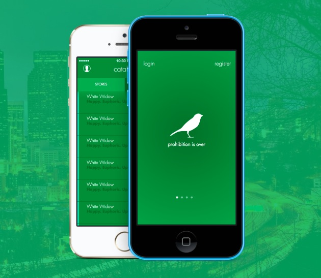 Canary: Cannabis-Direktlieferservice via App