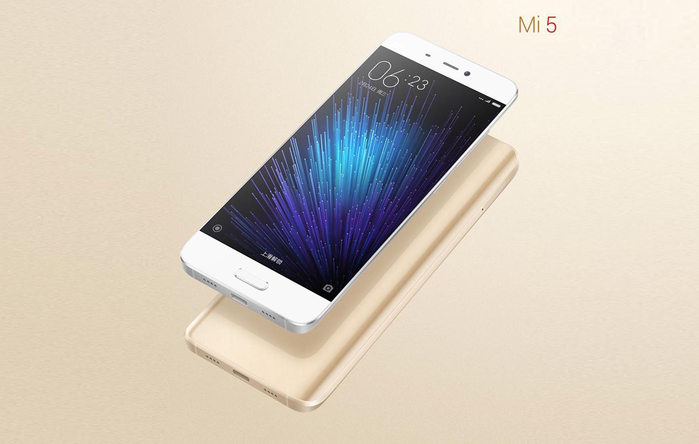 Xiaomi Mi 5: potencia asiática en 5,1 pulgadas