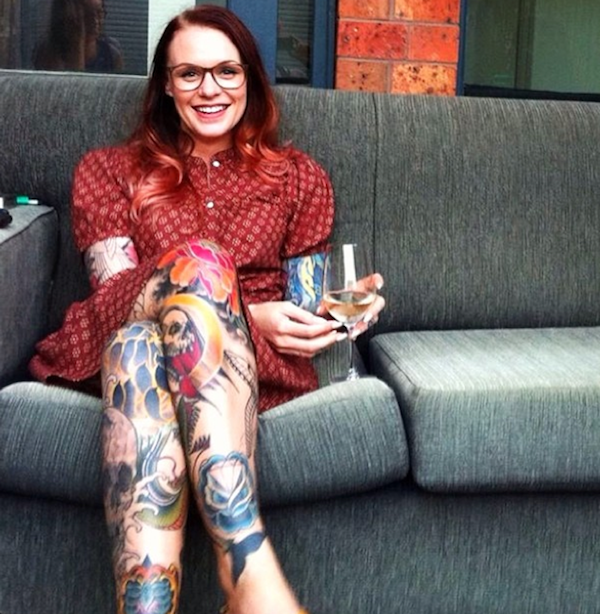 The 10 Sexiest Tattoo Artists In The World Mandatory