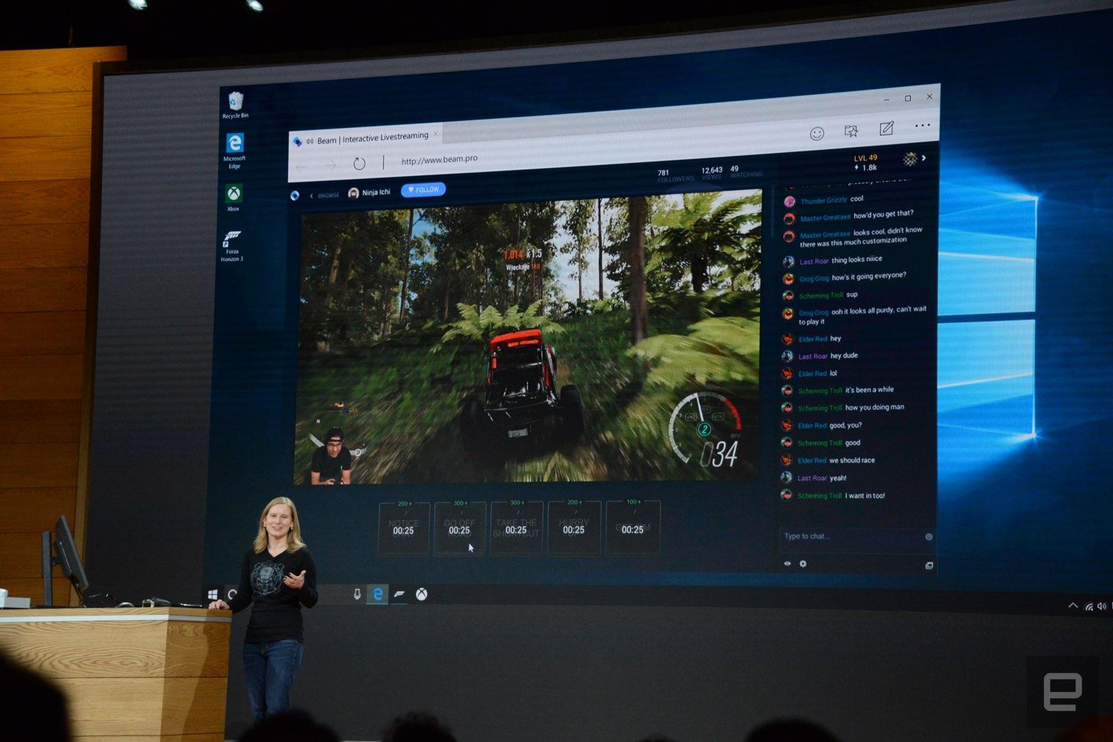 La actualización Creators Update de Windows 10 llegará el 11 de abril