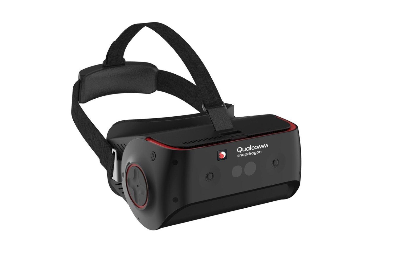 Qualcomm define los futuros cascos de realidad virtual