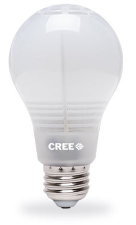These LED bulbs are brighter despite fewer diodes and a lower price