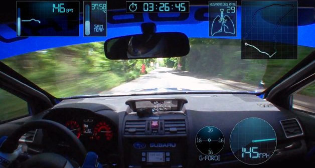 Watch Higgins' mind-blowing Subaru WRX STI Isle of Man record lap in first-person
