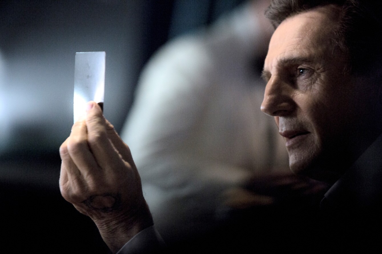 LG's first Super Bowl ad sports Liam Neeson and cheesy sci-fi