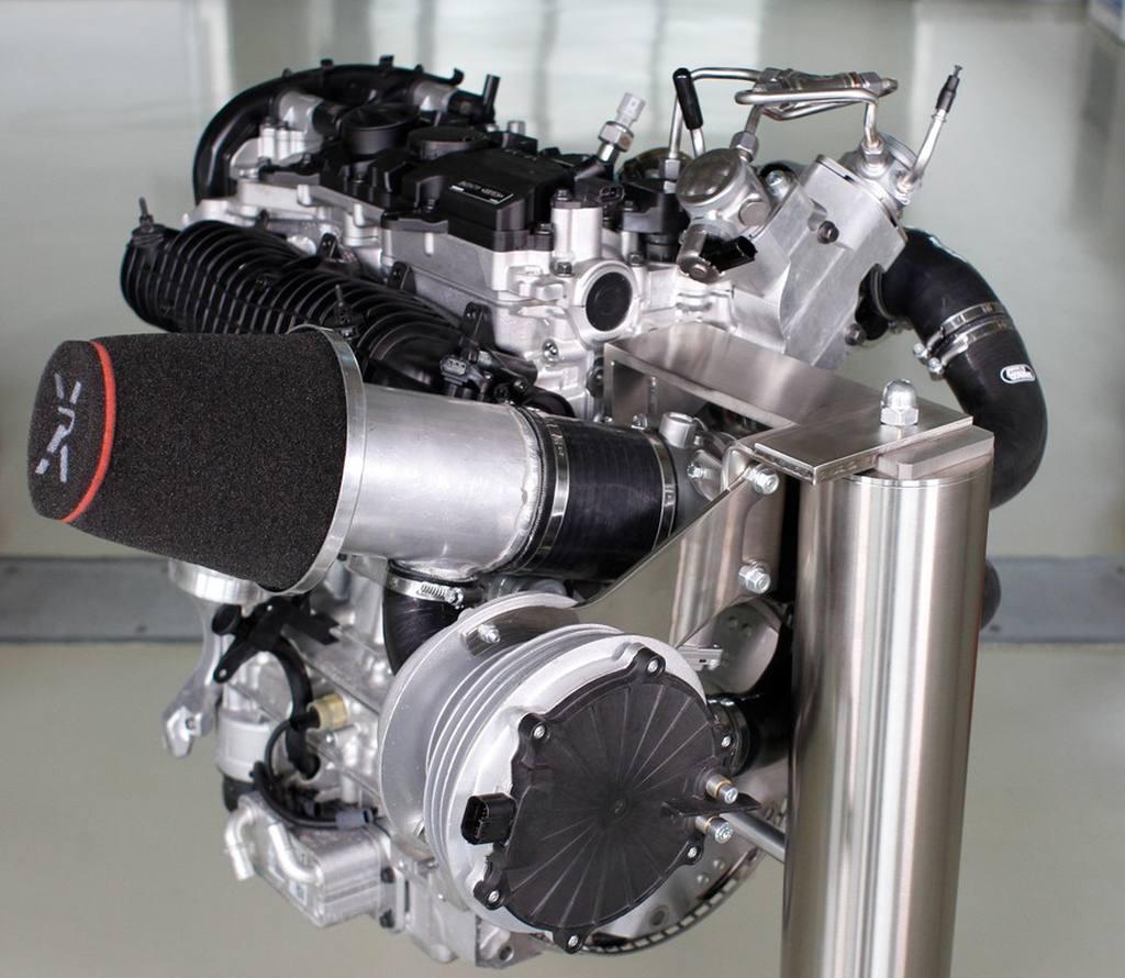 Umwelt, Leistung, Sport, Motorsport, Vierzylinder, stärkster Motor, stärkster Vierzylinder, Volfo, drive e-Motor, Drive-E Powertrain Concept, TFSI, 2-Liter-Vierzylinder, Bi-Tubro, tri-Turbo,