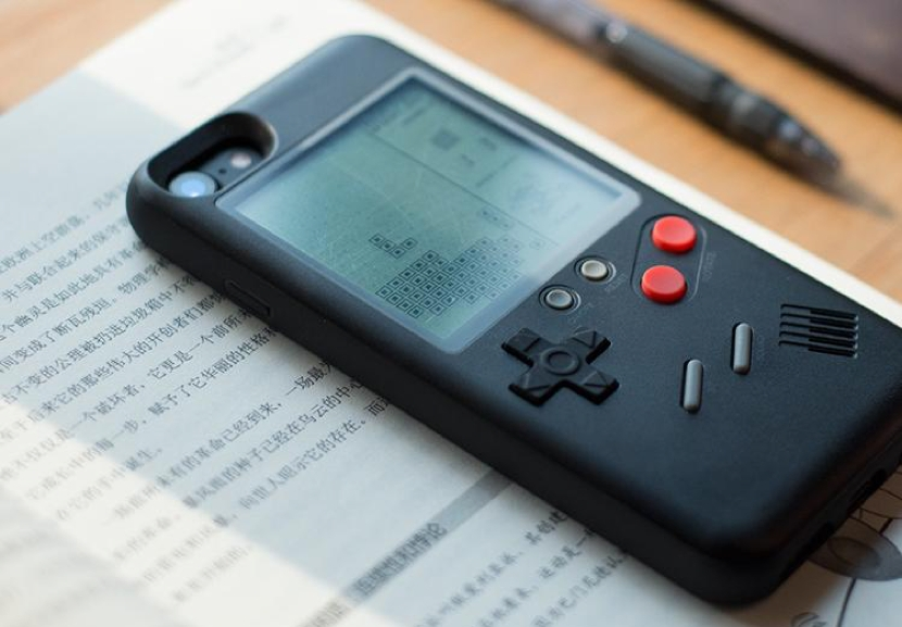 iPhone wird Game Boy – mal wieder