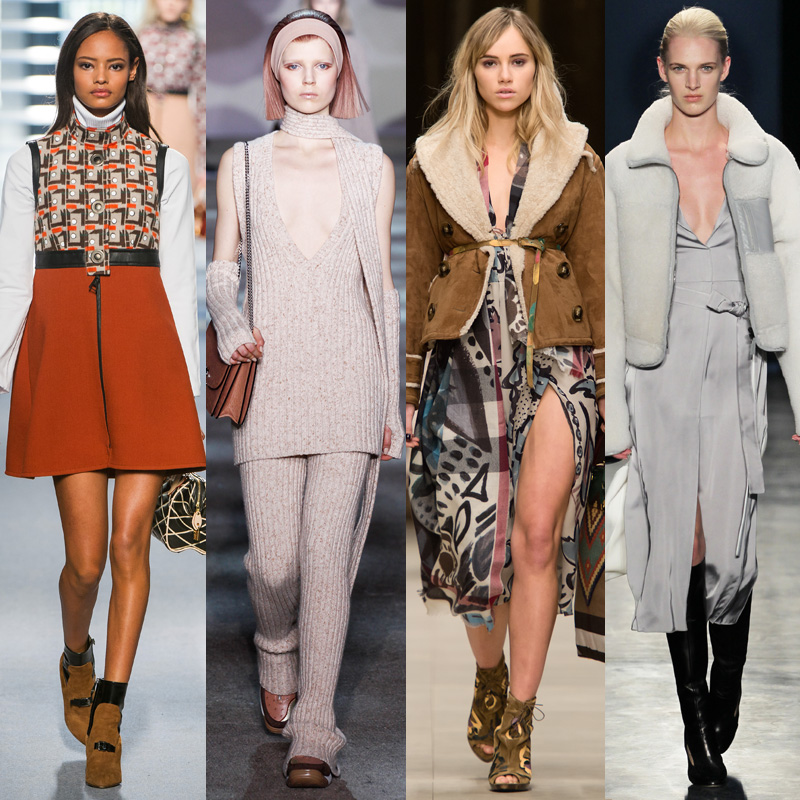 The Fall 2014 fashion trend guide