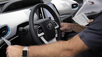 2017 Toyota Prius Prime Prototype