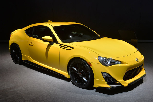 scion announces fr s release series 1 0 in new york. Black Bedroom Furniture Sets. Home Design Ideas