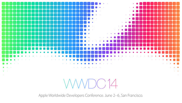 Apple confirms WWDC 2014 will begin on June 2nd